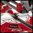 Пила торцовочная аккумуляторная Einhell TE-MS 36/210 Li - Solo, фото 2