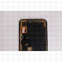 """Дисплей iPhone 11 Pro (5.8"""") Black, оригинал с рамкой (снятый с телефона), фото 3"""