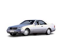 Mercedes Benz S Купе (С140) (1992 - 1999)