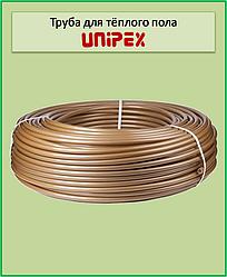 Труба для теплого пола UNIPEX 16х2 PE-RT oxygen barrier