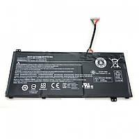 Аккумулятор для ноутбука Acer AC17A8M (Spin 3 SP314-52, TravelMate X3410-M) 11.55 V 5360mAh 61.9 Wh, Black