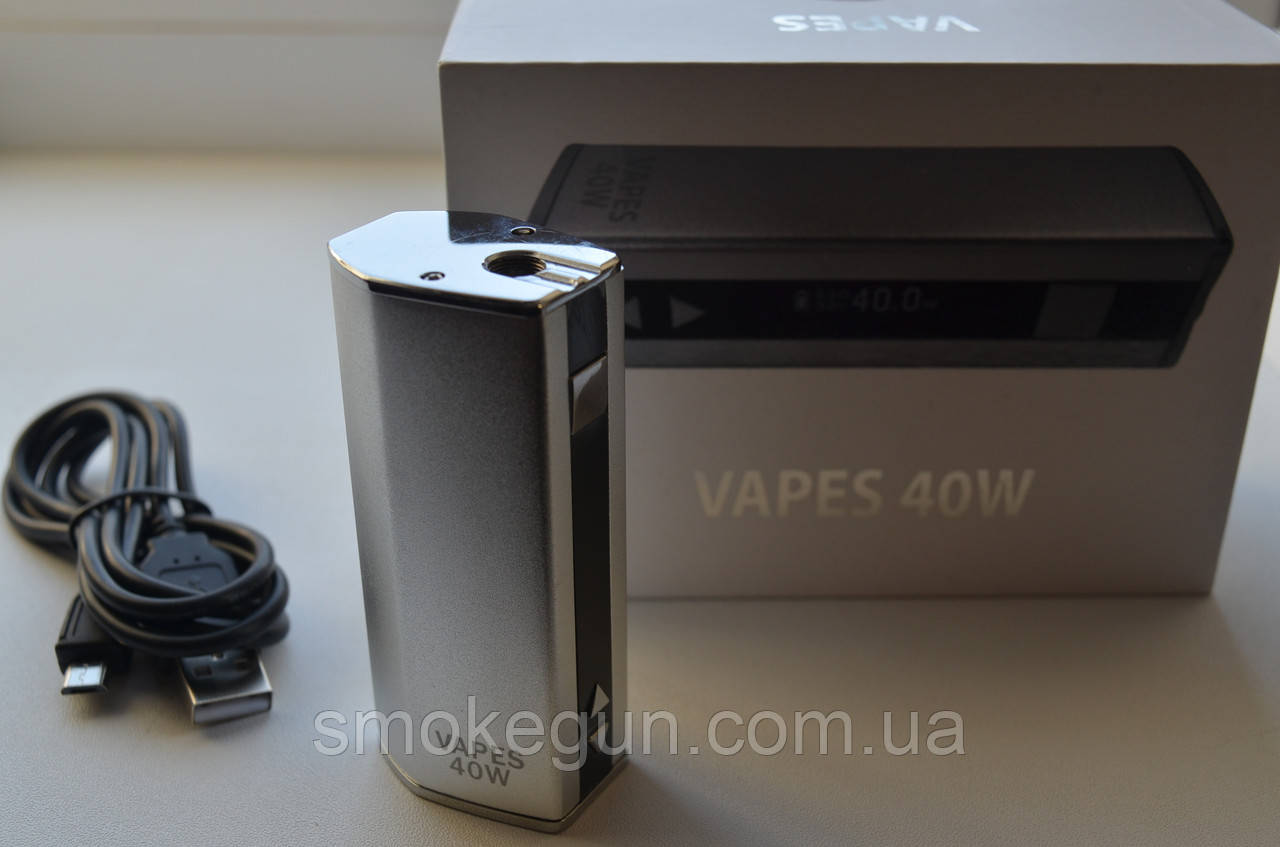 Box-mod VAPES 40W 2400mah