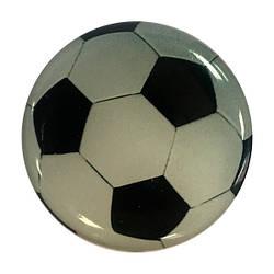 """Попсокет PopSocket 3D 3D """"М'яч"""" №32 - Тримач для телефону Поп Сокет у блістері з липучкою 3М"""