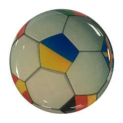 """Попсокет PopSocket 3D """"М'яч"""" №21 - Тримач для телефону Поп Сокет у блістері з липучкою 3М"""