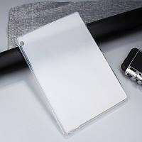 Силиконовый чехол Lenovo Tab M10 (TPU бампер) White