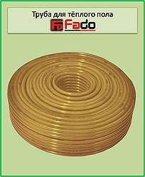 Труба PEX-А з кисневим бар'єром FADO 16х2.0 oxygen barrier EVOH