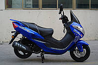 Скутер 150 кубів безкоштовна доставка SPARK SP150S-28 (150 см3) максискутер, фото 1