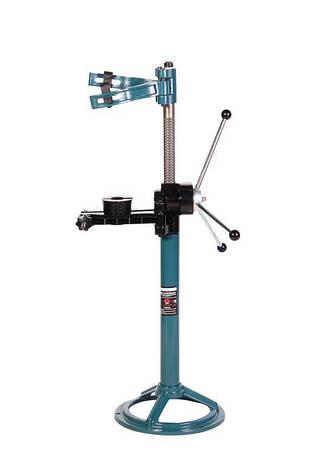 Стяжка пружин механическая напольная (макс. усилие 1т, рабочий диапазон 210-570мм), фото 2