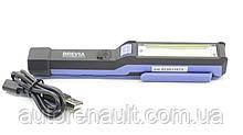 Фонарик Led Pen Light 2W Cob+1W Led 150lm-BREVIA (Корея) 11220