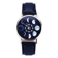 Часы женские лунный цикл Lunar magic Черные