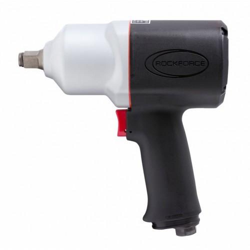 """Пневмогайковерт ударний """"Twin Hammer"""" з реверсом і регулюванням зусилля в полегшеному корпусі 1/2"""""""