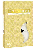 Свеча  парфюмированная золотое прикосновение 1.5 см 6 шт (p15-177)