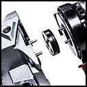 Аккумуляторная угловая шлифмашина (Без АКБ и ЗУ) Einhell TE-AG 18/150 Li BL - Solo, фото 2