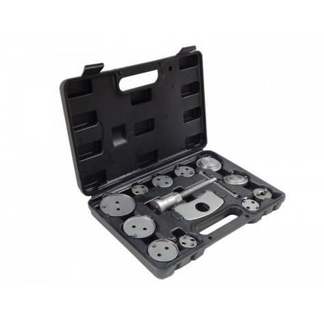 Набор инструментов для обслуживания тормозных цилиндров 13пр., фото 2