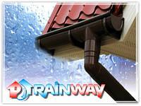 Водосток, водостоки Rainway (Ренвей) 130/100 ПВХ.