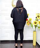 Блуза женская Черный Maxlive, фото 2