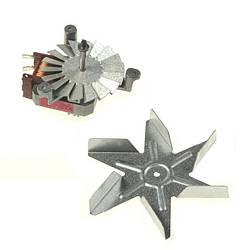 Вентилятор конвекции для духовки Hotpoint-Ariston (488000297131) C00297131