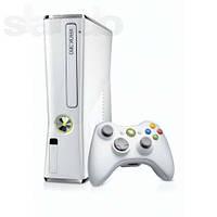 X-Box 360 Slim 4Gb White Freeboot+Мульти-прошитый привод