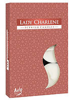 Свеча  ароматическая леди Шарлин 6 шт