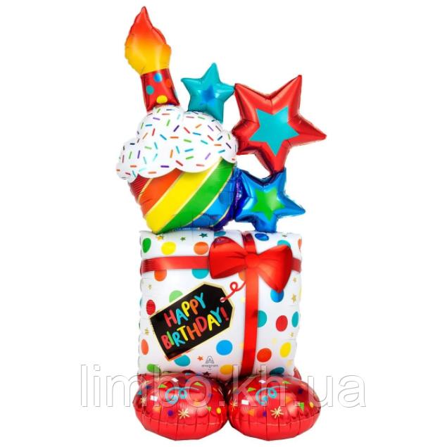 Стоячая фигура День Рождения