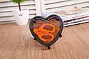 Гвозди ART-PIN Сердце пластик 13,5х14,5х4см, фото 6