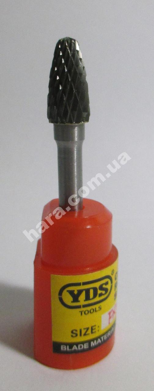Фреза по металлу YDS ( F 6*10 мм)