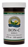 Бон-Си (Bon-C) NSP - Растительный кальций и кремний, укрепление костей, зубов волос.
