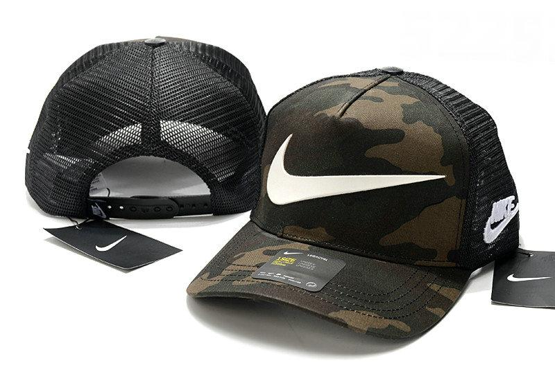 Бейсболка Nike / CAP-491 (Реплика)