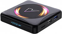 Приставка VONTAR Z5 | 4/32 GB | Rockchip RK3318 | Android TV Box, фото 1