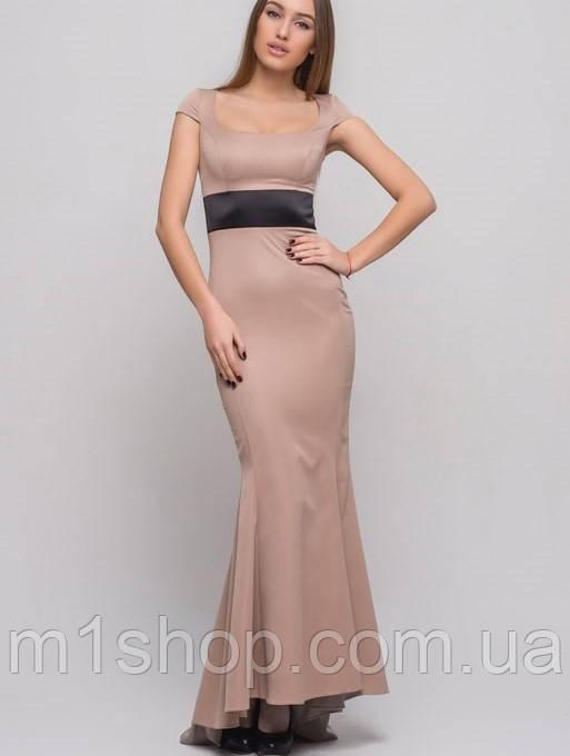 Облегающее вечернее платье | 2147 sk