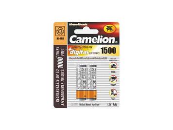 Акумулятори Camelion Ni-Mh (R-06,1500 mAh)/блістер 2шт (12)