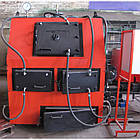 Промисловий пелетний котел 700 кВт РЕТРА-4М Bio, котел для пелет з бункером, фото 2
