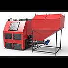 Промисловий пелетний котел 700 кВт РЕТРА-4М Bio, котел для пелет з бункером, фото 4