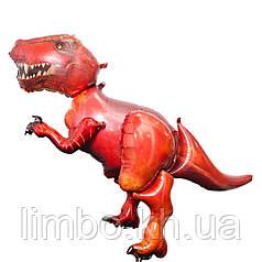 Ходячая шар фигура Динозавр