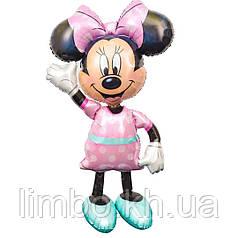 Ходячая шар фигура Минни Маус
