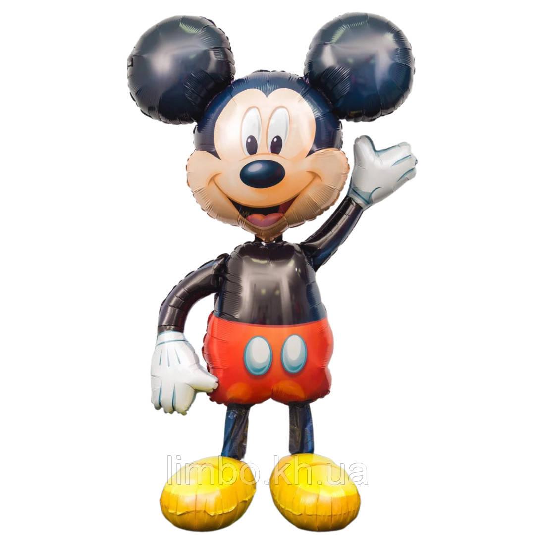 Ходячая шар фигура Микки Маус