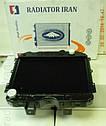 Радиатор УАЗ 3 рядный медный (Буханка, Хантер) (пр-во Иран Радиатор), фото 4