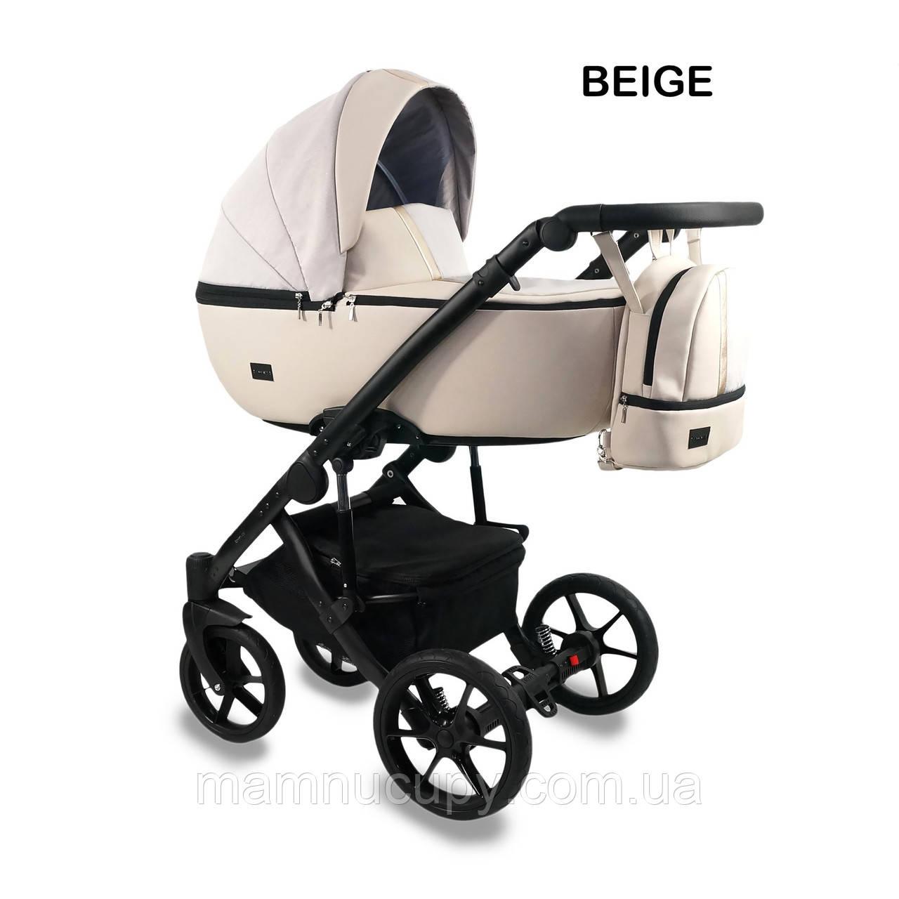 Дитяча універсальна коляска 2 в 1 Bexa Air Beige