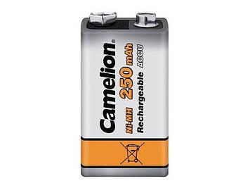 Акумулятор Camelion Ni-Mh (6F22,250mAh)/блістер 1шт (1)(12)