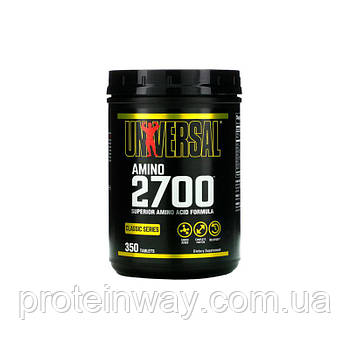 Universal Nutrition Аминокислоты Amino 2700 350 tab