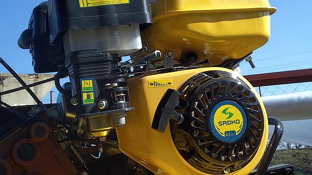 Двигатель мотоблока садко м-900 мощность 6,5 л.с.