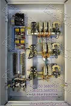 Шкаф управления захватами козловых, башенных кранов, фото 2