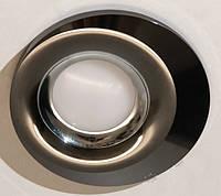 Точечный встраиваемый светильник 315 MR16 потолочный Хром, фото 1