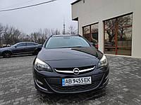 Opel Astra J (Опель Астра Джей)   2013 г/в, фото 1