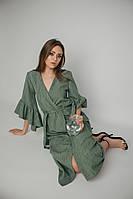 Жіноче плаття,Тканина: трикотаж люрекс, паетка,ошатне (50-56), фото 1