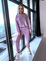 Жіночий спортивний костюм,Тканина: трехнитка на флісі,високої якості(42-52)