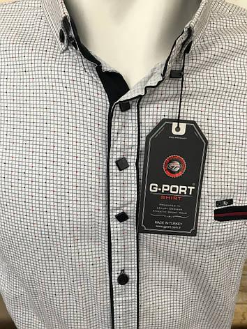 Батальна сорочка стрейч-котон G-port -320, фото 2