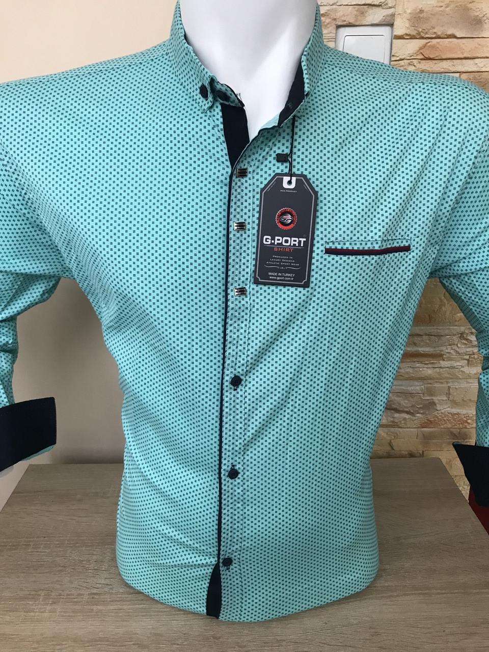 Батальная рубашка  G-port-610