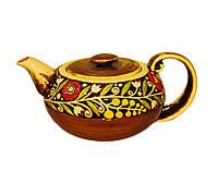 """Чайник , декор """"Вінок"""""""