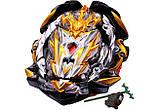Бейблейд Прайм Апокалипсис игрушки волчок с пусковым устройством beyblade арт.В 153-02 С, фото 2